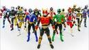 Power Rangers Samurai Vs Kamen Rider~! Episodes 1 3 Neo Saban Superheroes PowerRangersToys