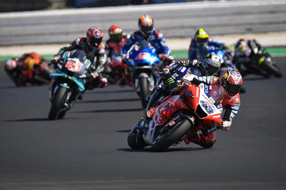 Фотографии Гран При Сан-Марино 2020
