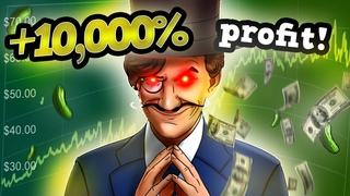 BUYING EVERY CUCUMBER ON THE STEAM MARKET FOR PROFIT- Steam Is Perfectly Balanced With No Exploits