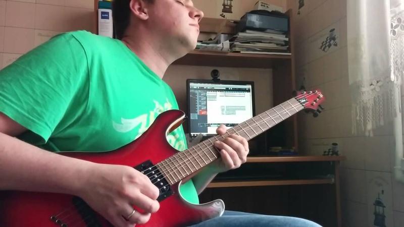 Видео для конкурса Gary Moore - The Loner