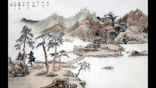 Fisherman's Song (Guqin set to Shan Shui)