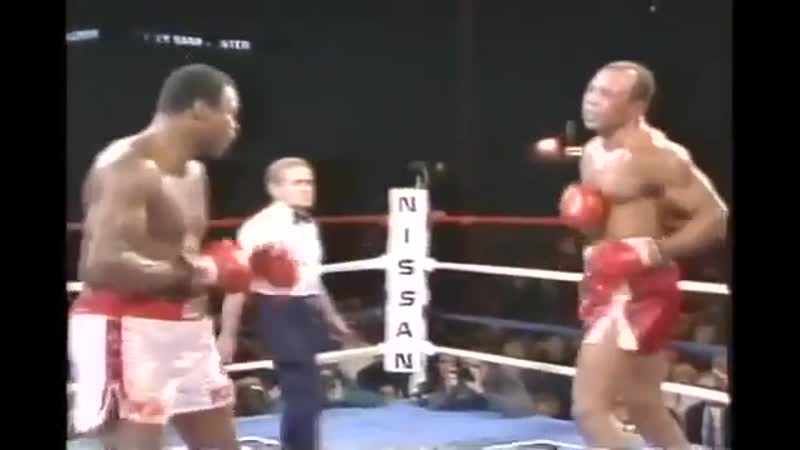 Larry Holmes vs BoneCrusher Smith HBO World Championship Boxing November 11 1