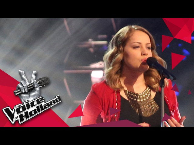 Pleun Bierbooms – Million Years Ago (The Blind Auditions   The voice of Holland 2016)
