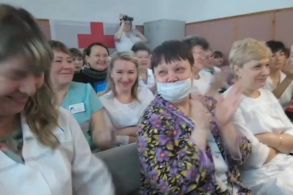 В Хабезском районе КЧР число выявляемых больных коронавирусом сократилось более чем в 5 раз