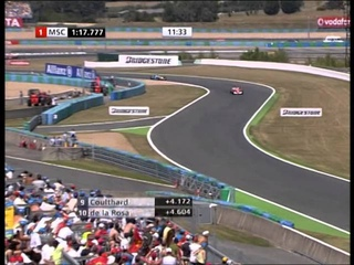 2006 French GP Qualifying - Schumacher vs Alonso