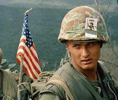 Солдат США во Вьетнаме