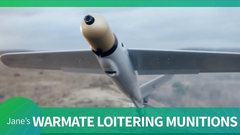MSPO 2019 WB Group unveil new family of Warmate loitering munitions