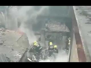 Beechcraft B300 King Air 350i Plane Crashed Into Houses In Ji'an China