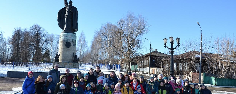 22-23 февраля дружина «Владимир» совершила паломничество в город Муром