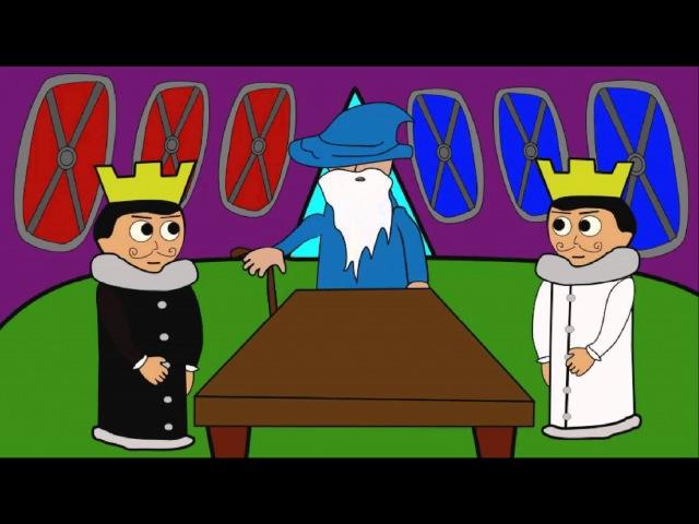 3 серия Сказка про Шахматное Королевство