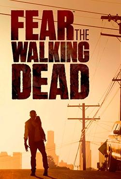 Бойтесь ходячих мертвецов 4 сезон 14 серия - Постер