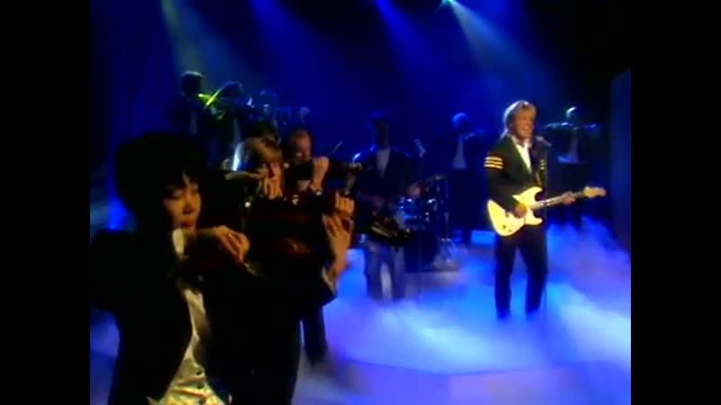 Blue System - Magic Symphony (ZDF Hitparade 06.09.1989)