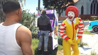 Ronald McDonald Roasts Franklin