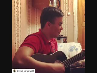 #Repost @throat_singing03        Jandro-И через года(cover)
