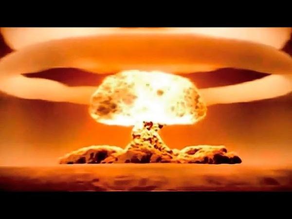 Росатом рассекретил документальные кадры испытания Царь бомбы
