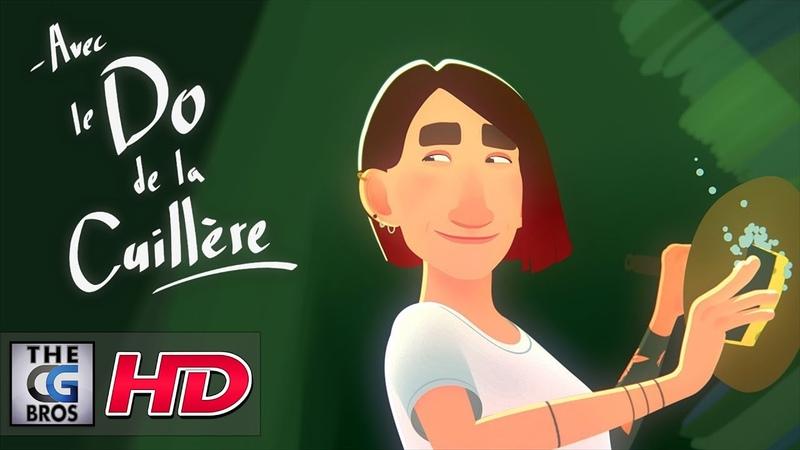 CGI 3D Animated Short It's All Graavy Avec le Do de la Cuillère by ESMA TheCGBros