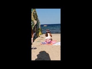 пляж в Евпатории, Международный детский медицинский центр санаторий Чайка, #Shorts