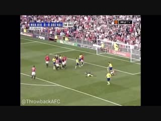 Манчестер Юнайтед 0 - 0 Арсенал, 2003 г.