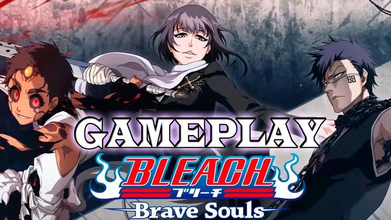 СЛИТЫЙ ГЕЙМПЛЕЙ НОВЫХ ПЕРСОНАЖЕЙ (Шухей, Хиконе, Аура) [CFYOW Round 8] | Bleach Brave Souls 740