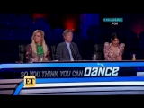 Vanessa Hudgens Cries After Watching Emotional Routine on So You Think You Can Dance (Exclusive)