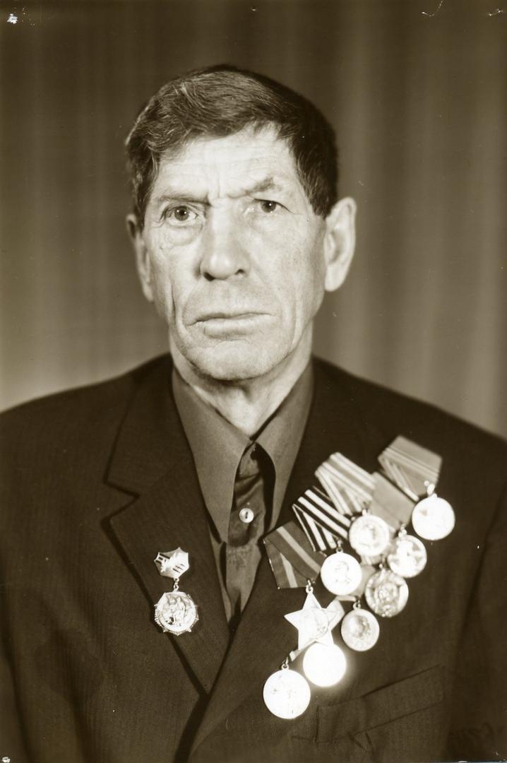 Катцын Мефодий Георгиевич