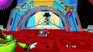 Sonic Heroes - Unused Fireworks