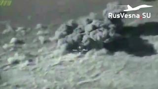 СРОЧНО: Армия России обнаружила и выжигает вражеские объекты в Белой пустыне