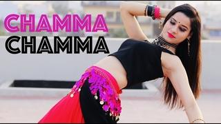 Chamma Chamma - Fraud Saiyaan Dance cover by KANISHKA TALENT HUB   Neha Kakkar   Ikka