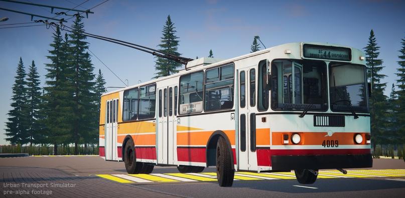 Urban Transport Simulator: ответы на ваши вопросы!, изображение №12