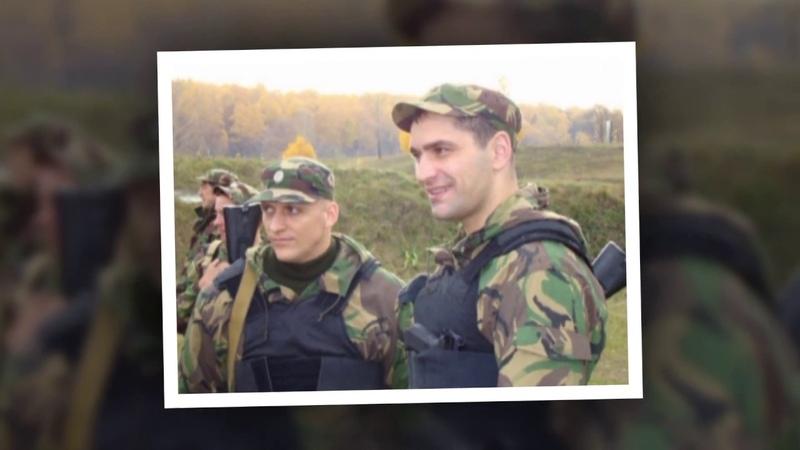 Офицерам башкирского СОБРа посвящается