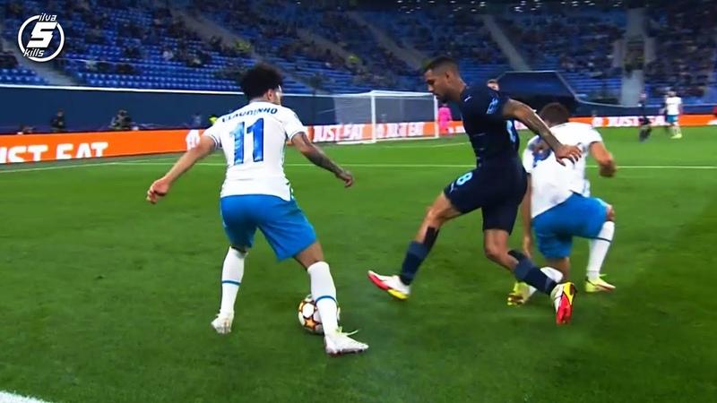 The Good Start of Claudinho in Zenit 2021