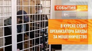 В Курске судят организатора банды за мошенничество