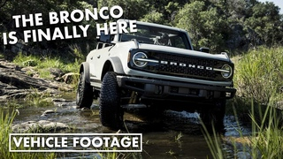 2021 Ford Bronco Inside and Out | Autoblog
