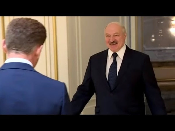 Лукашенко На что способны белорусские строители Военное учение Славянское братство