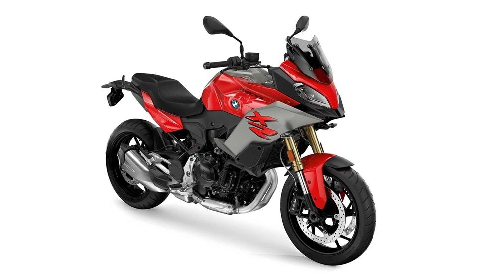 Новые мотоциклы BMW F900R и BMW F900XR (2020)