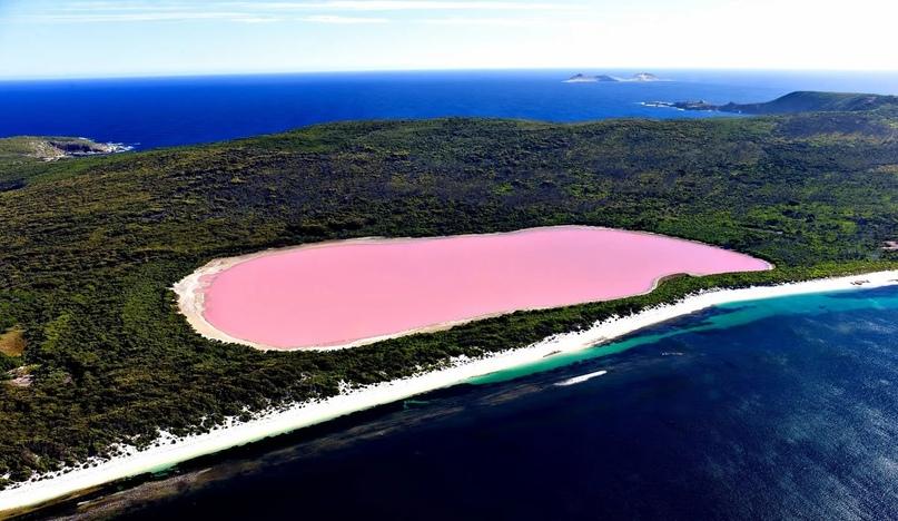 Необычное озеро Ретба, изображение №2
