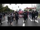 Nationalist march In Gdansk