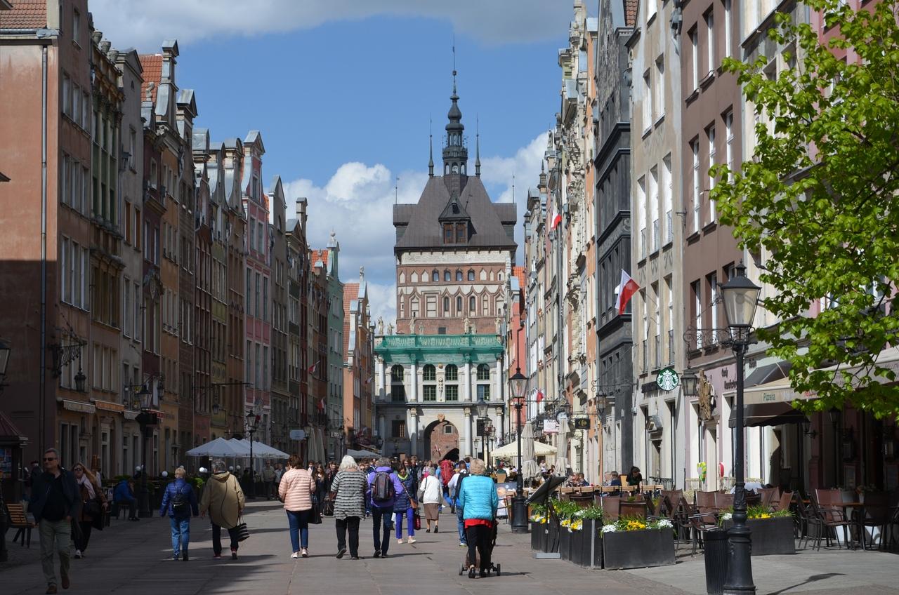 gHT2TZLHWc0 Гданьск - северная столица Польши.