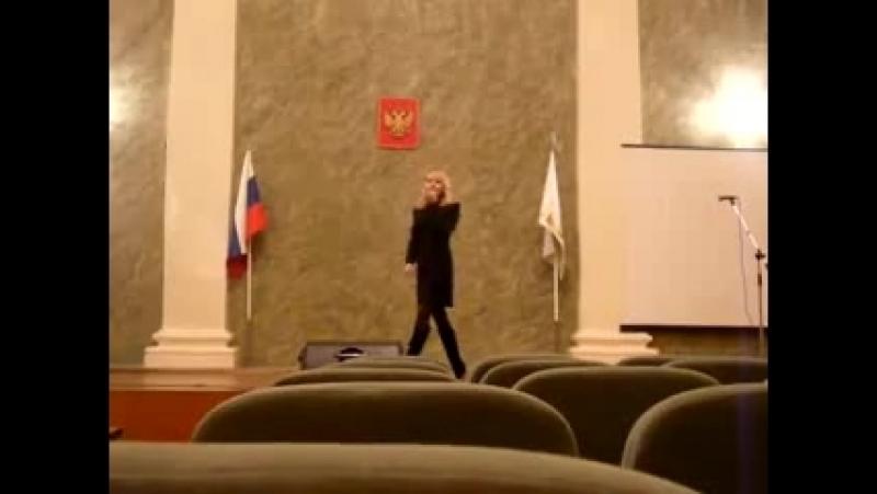 Фестиваль патриотической песни.
