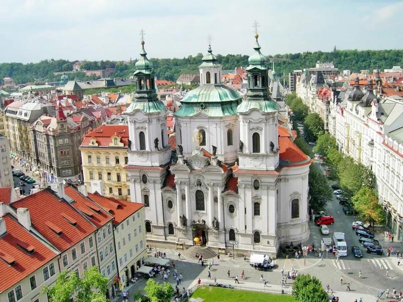 Смотровые площадки Праги, изображение №7