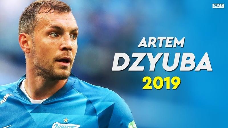 Artem Dzyuba – FC ZENIT: Goals, Skills, Passing - 2019/20