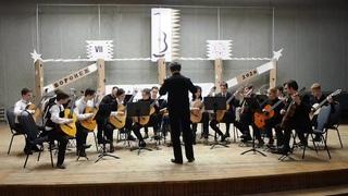 VII Международный конкурс и фестиваль «Гитара в России» Концерт 1 февраля