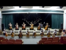 Ансамбль виолончелистов «Музыкальная шкатулка» - Песня из оперы «Сорочинская ярмарка»