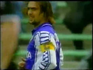 Channel 4 Football Italia 1999-00_Fiorentina v Lazio_John Roder