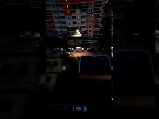 Ночная дискотека в Речном
