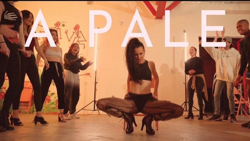 Rosalia A Pale Dance Video Choreography by Samantha Long A THREAT смотреть онлайн без регистрации