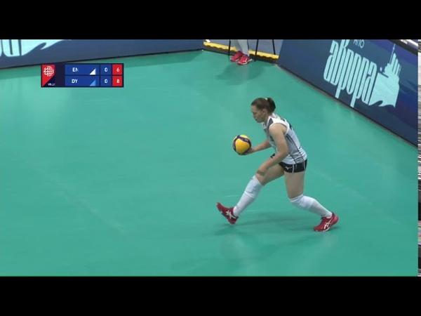 Волейбол ЧР женщины сезон 2020 2021 1 й тур Вк Енисей vs Динамо Москва