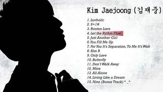 Best Songs of Kim Jaejoong