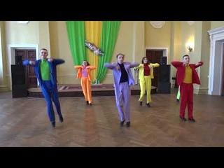 В ГДК им. Горького состоялось торжественное мероприятие,  «Весна, цветы и комплименты»