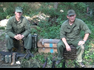 Individual uniforms, weapons & gear of the U.S. Army and Marine Infantryman during the Vietnam war